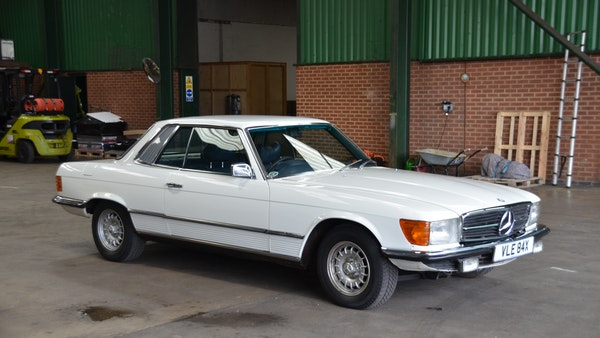 1975 Mercedes 280 SLC For Sale (picture 17 of 124)
