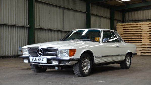 1975 Mercedes 280 SLC For Sale (picture 7 of 124)