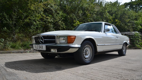 1975 Mercedes 280 SLC For Sale (picture 3 of 124)