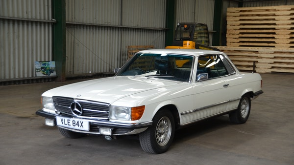 1975 Mercedes 280 SLC For Sale (picture 6 of 124)