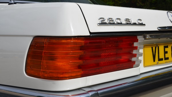 1975 Mercedes 280 SLC For Sale (picture 72 of 124)