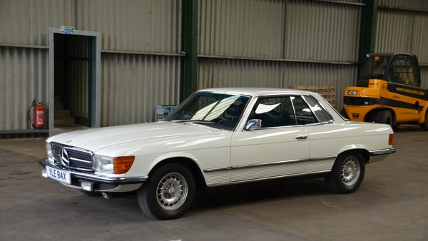 1975 Mercedes 280 SLC For Sale (picture 8 of 124)