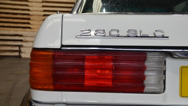 1975 Mercedes 280 SLC For Sale (picture 73 of 124)