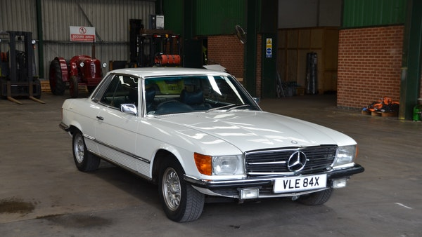 1975 Mercedes 280 SLC For Sale (picture 18 of 124)