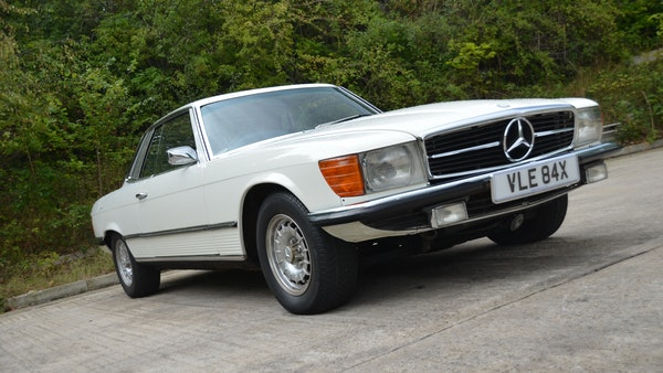1975 Mercedes 280 SLC For Sale (picture 1 of 124)