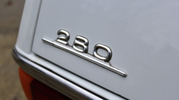 1973 Mercedes-Benz 280 For Sale (picture 41 of 68)