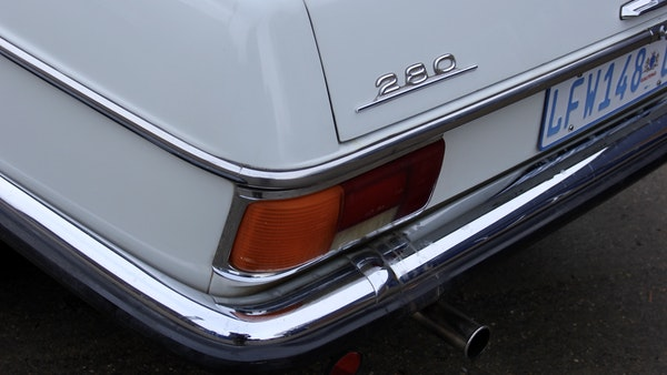 1973 Mercedes-Benz 280 For Sale (picture 42 of 68)