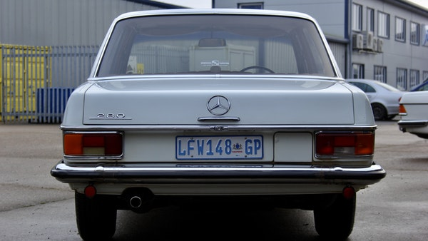 1973 Mercedes-Benz 280 For Sale (picture 12 of 68)