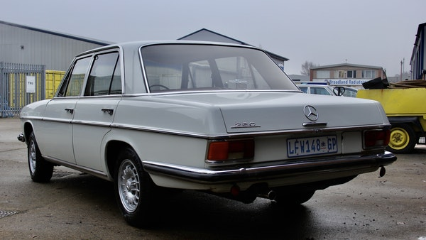1973 Mercedes-Benz 280 For Sale (picture 10 of 68)