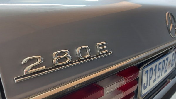 RESERVE LOWERED - 1983 Mercedes-Benz 280E For Sale (picture 30 of 49)