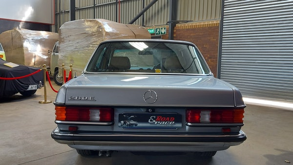 RESERVE LOWERED - 1983 Mercedes-Benz 280E For Sale (picture 7 of 49)