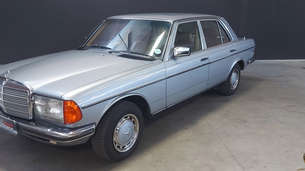 RESERVE LOWERED - 1983 Mercedes-Benz 280E For Sale (picture 5 of 49)