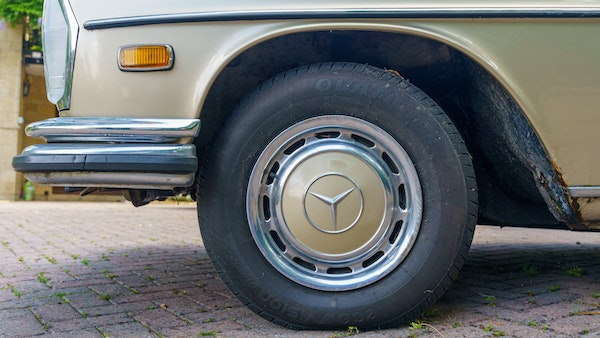 1972 Mercedes-Benz 280S LHD (W 108) For Sale (picture 21 of 140)