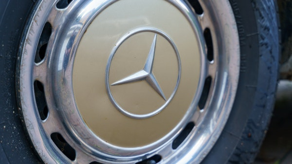 1972 Mercedes-Benz 280S LHD (W 108) For Sale (picture 83 of 140)