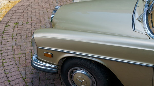1972 Mercedes-Benz 280S LHD (W 108) For Sale (picture 95 of 140)