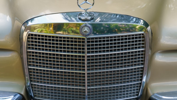 1972 Mercedes-Benz 280S LHD (W 108) For Sale (picture 77 of 140)
