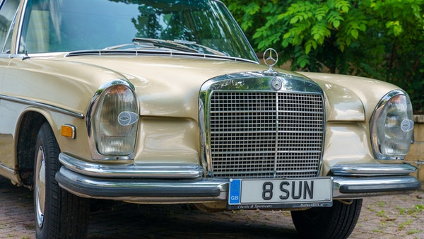 1972 Mercedes-Benz 280S LHD (W 108) For Sale (picture 88 of 140)