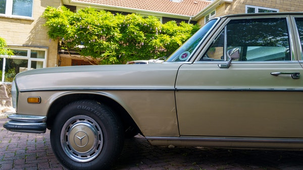 1972 Mercedes-Benz 280S LHD (W 108) For Sale (picture 84 of 140)