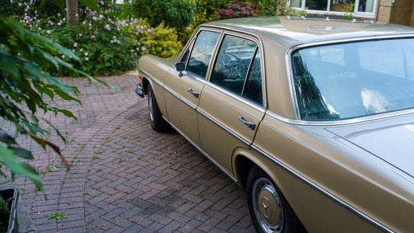 1972 Mercedes-Benz 280S LHD (W 108) For Sale (picture 101 of 140)
