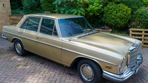 1972 Mercedes-Benz 280S LHD (W 108) For Sale (picture 10 of 140)