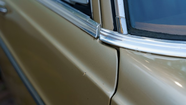 1972 Mercedes-Benz 280S LHD (W 108) For Sale (picture 108 of 140)