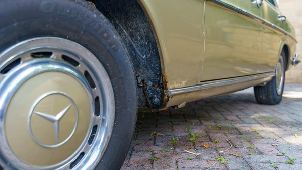 1972 Mercedes-Benz 280S LHD (W 108) For Sale (picture 94 of 140)