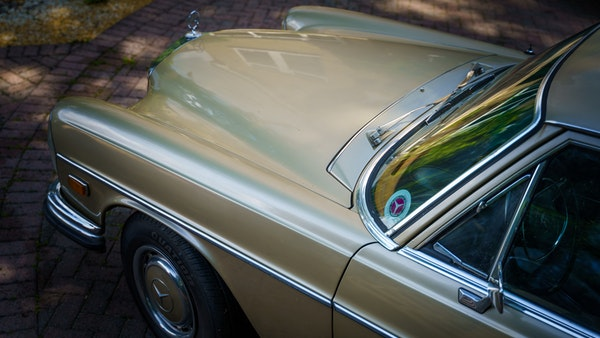 1972 Mercedes-Benz 280S LHD (W 108) For Sale (picture 91 of 140)