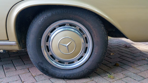 1972 Mercedes-Benz 280S LHD (W 108) For Sale (picture 22 of 140)