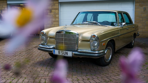 1972 Mercedes-Benz 280S LHD (W 108) For Sale (picture 4 of 140)