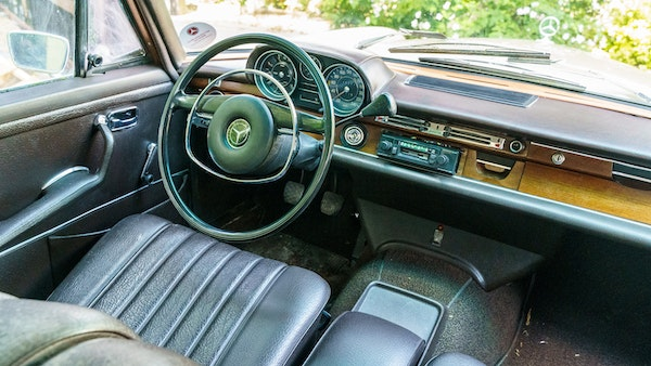 1972 Mercedes-Benz 280S LHD (W 108) For Sale (picture 39 of 140)