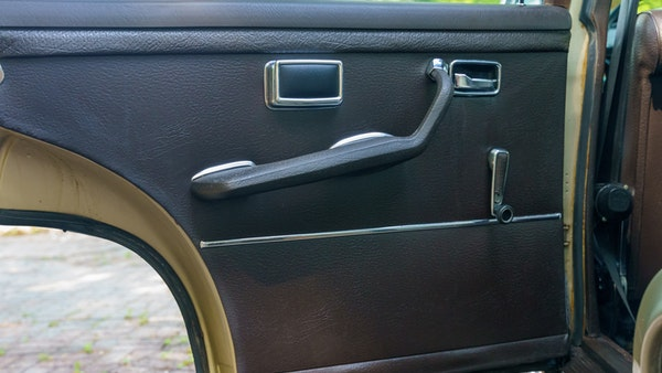 1972 Mercedes-Benz 280S LHD (W 108) For Sale (picture 67 of 140)