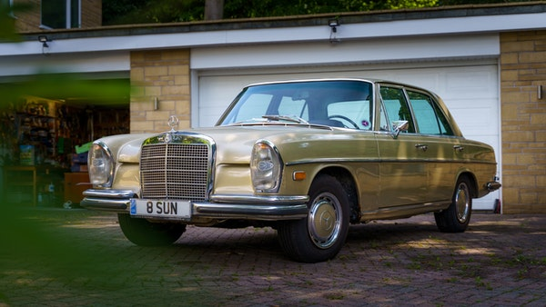 1972 Mercedes-Benz 280S LHD (W 108) For Sale (picture 15 of 140)