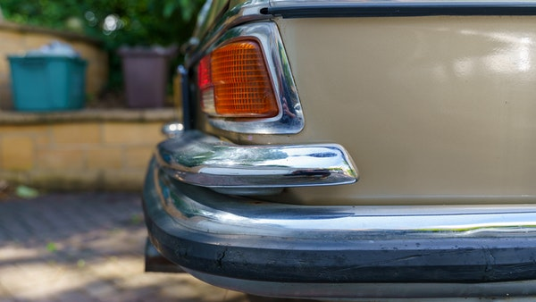 1972 Mercedes-Benz 280S LHD (W 108) For Sale (picture 105 of 140)
