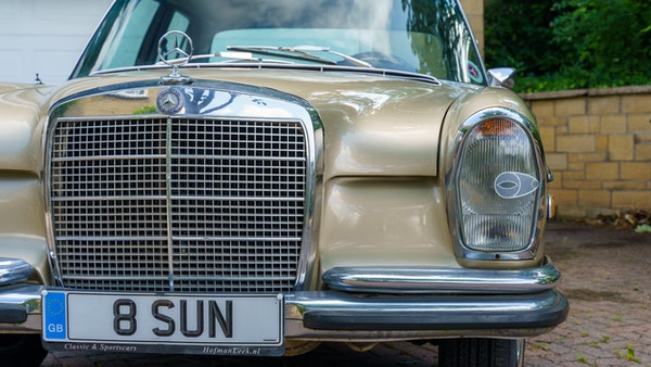 1972 Mercedes-Benz 280S LHD (W 108) For Sale (picture 87 of 140)