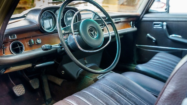 1972 Mercedes-Benz 280S LHD (W 108) For Sale (picture 42 of 140)
