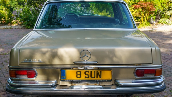 1972 Mercedes-Benz 280S LHD (W 108) For Sale (picture 13 of 140)