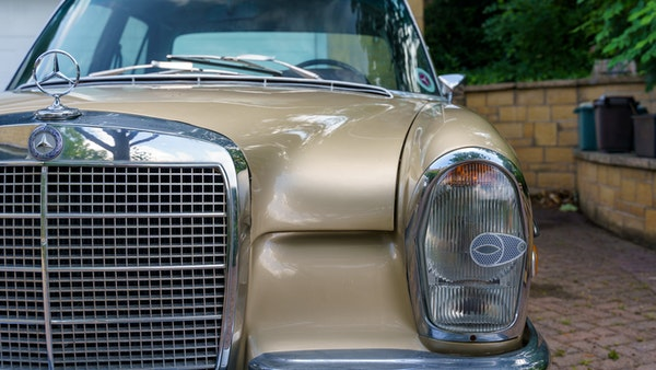 1972 Mercedes-Benz 280S LHD (W 108) For Sale (picture 75 of 140)
