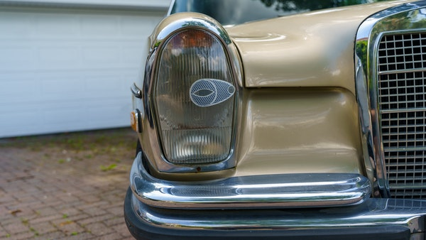 1972 Mercedes-Benz 280S LHD (W 108) For Sale (picture 78 of 140)