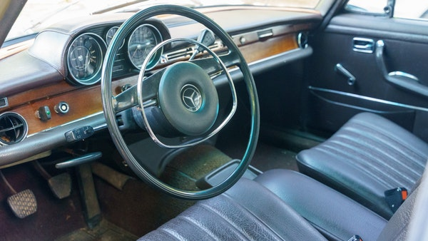 1972 Mercedes-Benz 280S LHD (W 108) For Sale (picture 40 of 140)