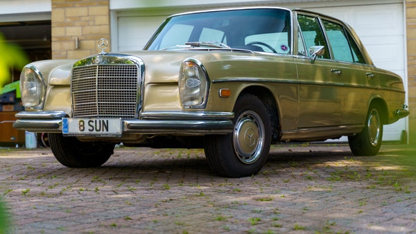 1972 Mercedes-Benz 280S LHD (W 108) For Sale (picture 3 of 140)