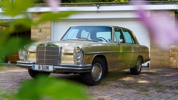 1972 Mercedes-Benz 280S LHD (W 108) For Sale (picture 5 of 140)