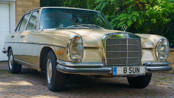 1972 Mercedes-Benz 280S LHD (W 108) For Sale (picture 19 of 140)