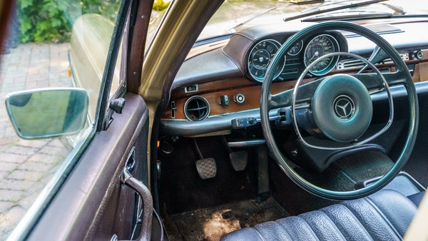 1972 Mercedes-Benz 280S LHD (W 108) For Sale (picture 56 of 140)