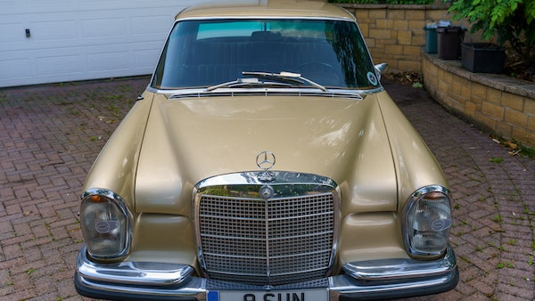 1972 Mercedes-Benz 280S LHD (W 108) For Sale (picture 8 of 140)