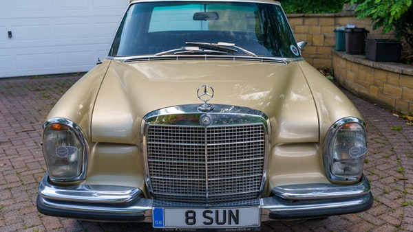 1972 Mercedes-Benz 280S LHD (W 108) For Sale (picture 7 of 140)