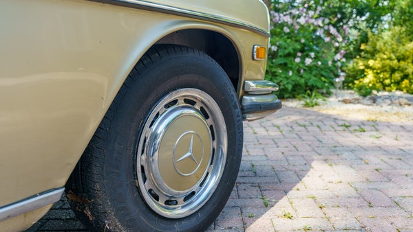1972 Mercedes-Benz 280S LHD (W 108) For Sale (picture 115 of 140)