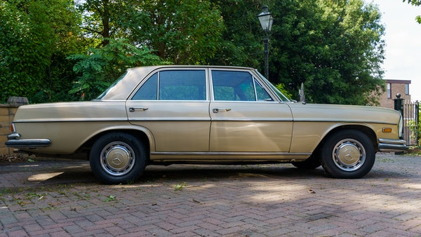 1972 Mercedes-Benz 280S LHD (W 108) For Sale (picture 11 of 140)