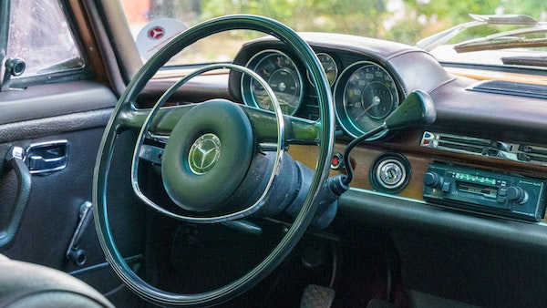 1972 Mercedes-Benz 280S LHD (W 108) For Sale (picture 52 of 140)