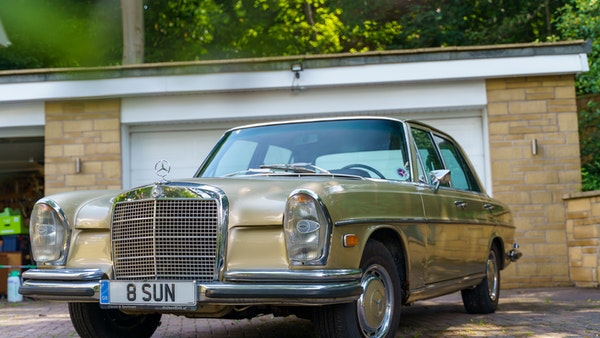 1972 Mercedes-Benz 280S LHD (W 108) For Sale (picture 18 of 140)