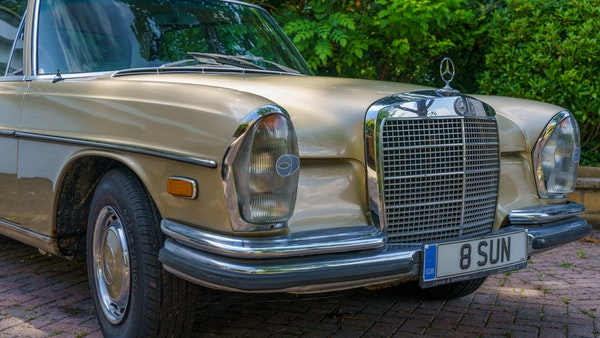 1972 Mercedes-Benz 280S LHD (W 108) For Sale (picture 116 of 140)